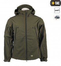 Куртка софтшел M-TAC SOFT SHELL OLIVE