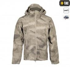 Куртка софтшел M-TAC SOFT SHELL URBAN LEGION A-TACS AU