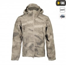 Куртка софтшел M-TAC SOFT SHELL URBAN LEGION A-TACS AU