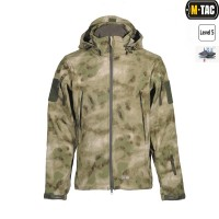 Куртка софтшел M-TAC SOFT SHELL URBAN LEGION A-TACS FG