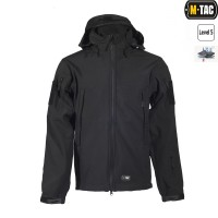 Куртка софтшел M-TAC SOFT SHELL URBAN LEGION BLACK