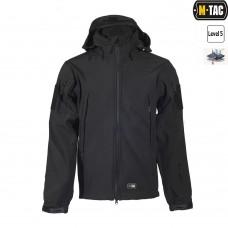 Купить Куртка софтшел M-TAC SOFT SHELL URBAN LEGION BLACK в интернет-магазине Каптерка в Киеве и Украине