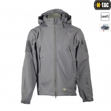 Куртка софтшел M-TAC SOFT SHELL URBAN LEGION GRAY