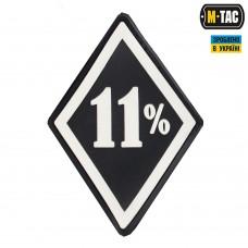 PVC патч 11%