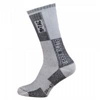 Шкарпетки зимові M-Tac Thermolite 80% Grey