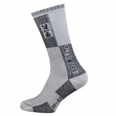 Купить Шкарпетки зимові M-Tac Thermolite 80% Grey в интернет-магазине Каптерка в Киеве и Украине