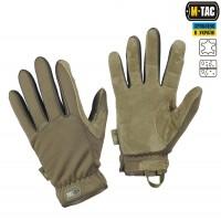 Перчатки M-TAC SCOUT TACTICAL OLIVE