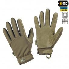 M-TAC перчатки SCOUT TACTICAL OLIVE