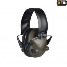 Наушники стрелковые активные М-TAC TACTICAL 6S OLIVE