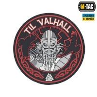 Резиновый шеврон TIL VALHALL
