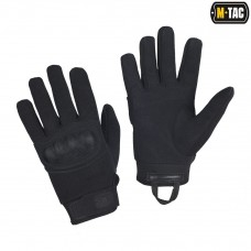 Перчатки M-TAC ASSAULT TACTICAL MK.3 BLACK