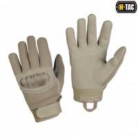 Перчатки M-TAC ASSAULT TACTICAL MK.3 KHAKI АКЦІЯ
