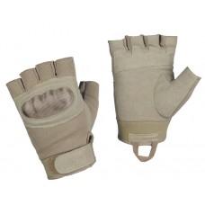"""Тактичні рукавички M-TAC ASSAULT TACTICAL MK.3 KHAKI """"без пальців"""""""