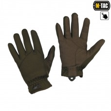 Перчатки с TouchScreen M-TAC SCOUT TACTICAL MK.2 OLIVE