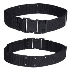 Ремень M-TAC PISTOL BELT BLACK 55мм