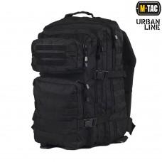 35л рюкзак LARGE ASSAULT PACK M-Tac чорний
