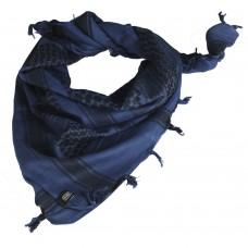 Шемаг сине-черный