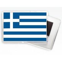 Магнитик флаг Греции