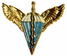 Магнит эмблема ВДВ Украины новая, цветная