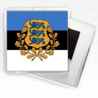 Магнитик флаг Эстония