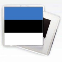 Магнитик флаг Эстонии