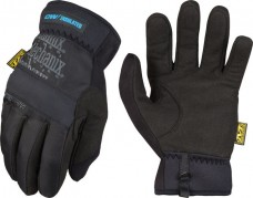 Зимние перчатки Mechanix FastFit Insulated Gloves Black ORIGINAL