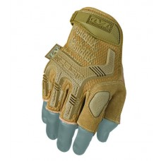 Перчатки без пальцев MECHANIX M-PACT FINGERLESS COYOTE