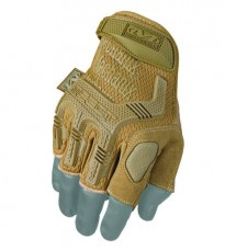 Перчатки без пальцев MECHANIX M-PACT FINGERLESS COYOTE