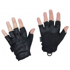 Перчатки без пальцев MECHANIX M-PACT FINGERLESS BLACK