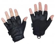 Перчатки без пальцев MECHANIX M-PACT FINGERLESS BLACK