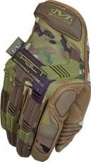Тактические перчатки Mechanix M-PACT GLOVES MULTICAM