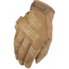 Тактические перчатки Mechanix Original Gloves Coyote