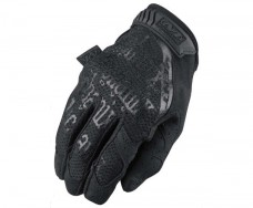Тактические перчатки Mechanix Original Vent Gloves Black Летние. Верх сетка