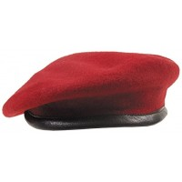 Берет червоний (артилерія) MFH