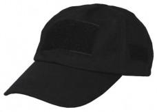 Купить Бейсболка MFH 10263A Black 100% коттон  в интернет-магазине Каптерка в Киеве и Украине