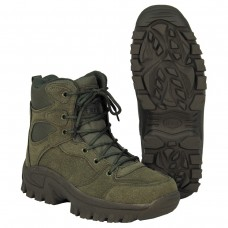 Ботинки MFH Commando Olive