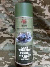Купить Фарба спрей маскувальна Світло зелений Балон 400мл MFH 27375C в интернет-магазине Каптерка в Киеве и Украине