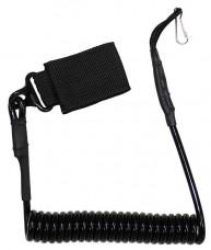 Купить Шнур страховочный черный MFH 30753A  в интернет-магазине Каптерка в Киеве и Украине