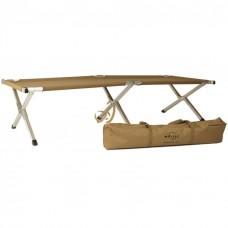 Купить Кровать походная US Mil-Tec 14402001 Coyote в интернет-магазине Каптерка в Киеве и Украине
