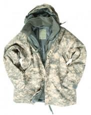Куртка мембрана с флисовой подстежкой MIL-TEC AT-Digital