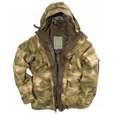 Куртка мембрана з флісовою додатковою курткою MIL-TEC A- Tacs FG