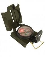 Компас MIL-TEC армейский металлический US (светодиодная подсветка)