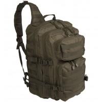 Рюкзак однолямочный MIL-TEC ONE STRAP ASSAULT PACK LG олива