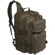 Рюкзак однолямочний MIL-TEC ONE STRAP ASSAULT PACK LG олива