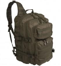 Рюкзак однолямочний ONE STRAP ASSAULT PACK LG Olive Mil-tec