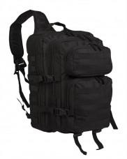 Рюкзак однолямочный MIL-TEC ONE STRAP ASSAULT PACK LG черный