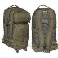 36л рюкзак MIL-TEC LASER CUT OLIVE 14002701