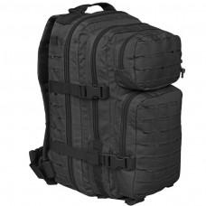Купить 36л рюкзак MIL-TEC LASER CUT Black 14002602 в интернет-магазине Каптерка в Киеве и Украине