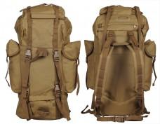 Купить 65л Полевой рюкзак Mil-Tec 14023005 койот в интернет-магазине Каптерка в Киеве и Украине