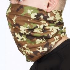 Бандана-балаклава-шарф-труба Mil-Tec камуфляж vegetato